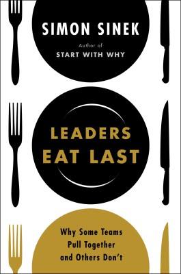 Leaders Eat Last Simon Sinek Reflective Management