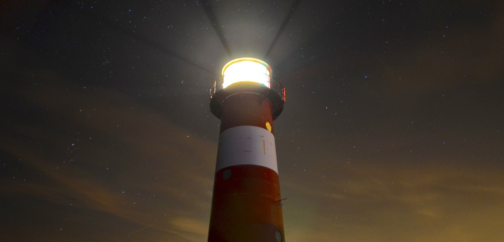 Lighthouse Beacon Empathy Reflective Management